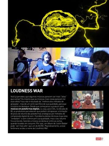 Page 9 of Noz Elétrica - Rock com Suingue