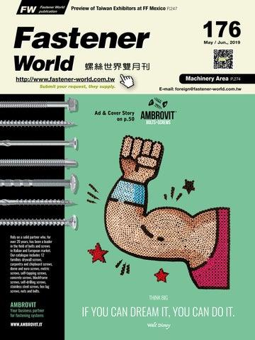 Fastener-World Magazine No 176_Global Version by Fastener-World - issuu