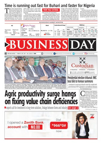 BusinessDay 19 Jul 2019 by BusinessDay - issuu