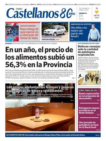 30467a35 Diario Castellanos 19 07 19 by Diario Castellanos - issuu