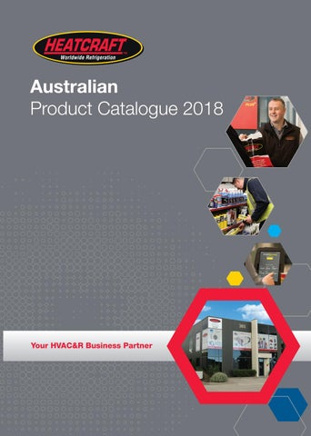 2018 heatcraft aus product catalogue by kirby hvac\u0026r pty ltd issuu Telecaster Wiring-Diagram