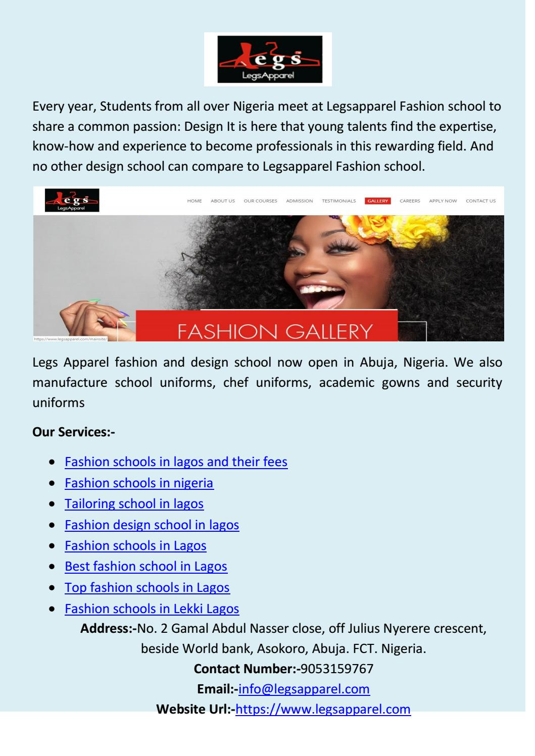 Tailoring School In Lagos By Ketty Mineryy Issuu