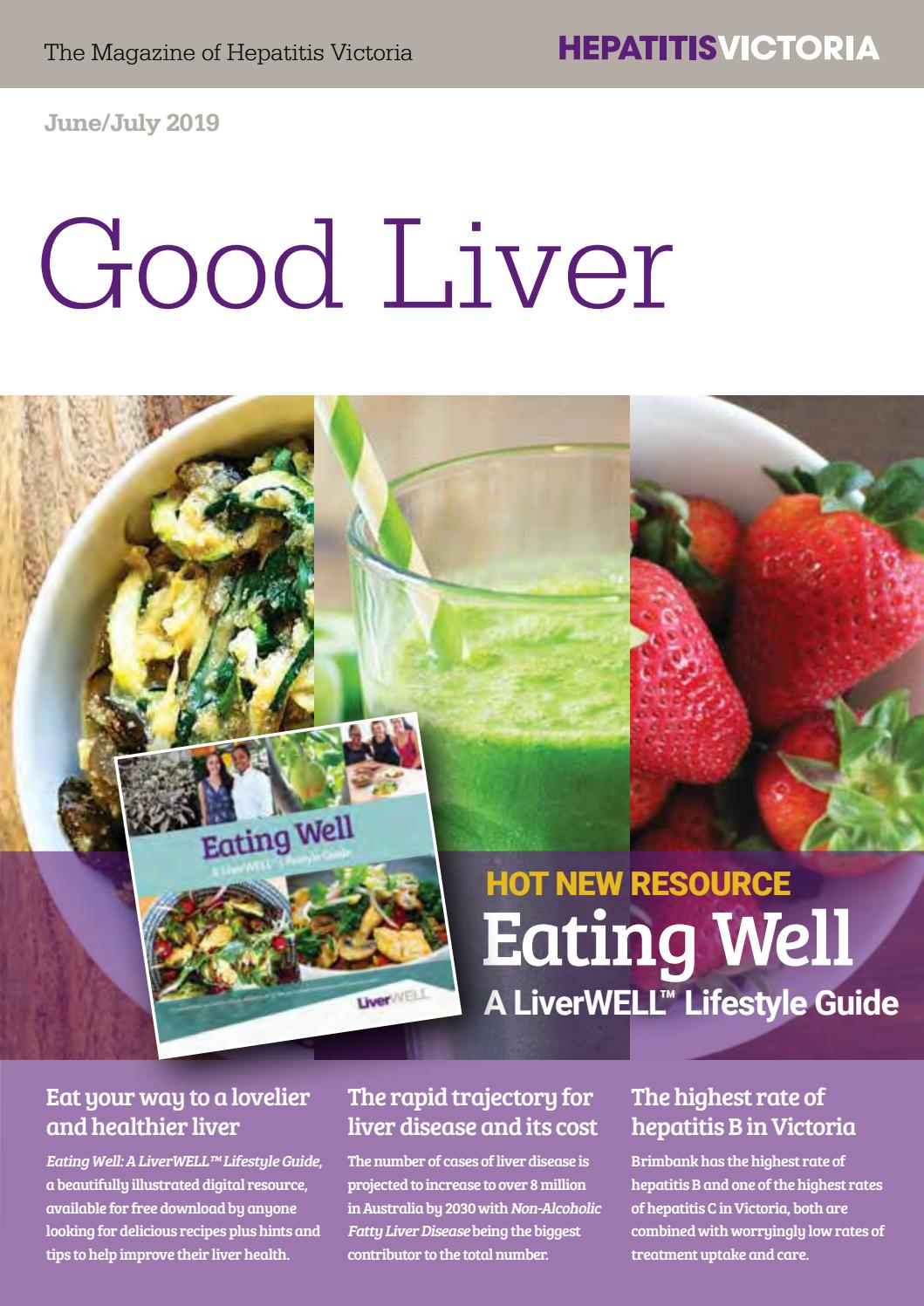 fatty liver diet guide free download