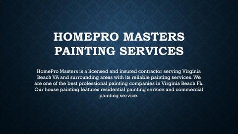 Painting Company Near Me Virginia Beach VA by mismaryspark