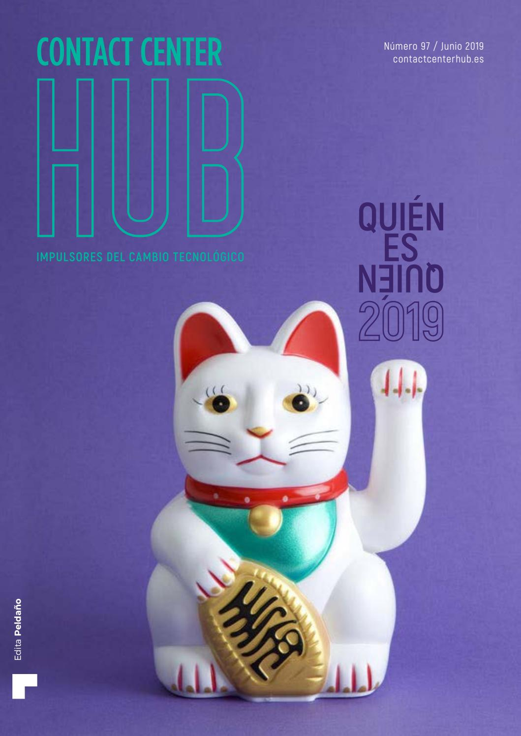 Contact Center Hub 97 by Peldaño issuu