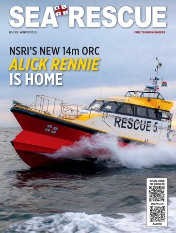 NSRI Sea Rescue Winter 2019 by The Publishing Partnership