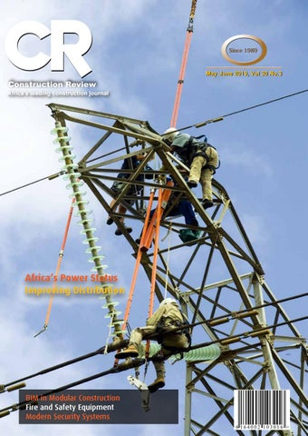 Construction Review Africa by Construction Review - issuu