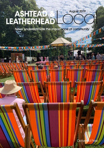 Ashtead and Leatherhead Local by Look Local Magazine - issuu