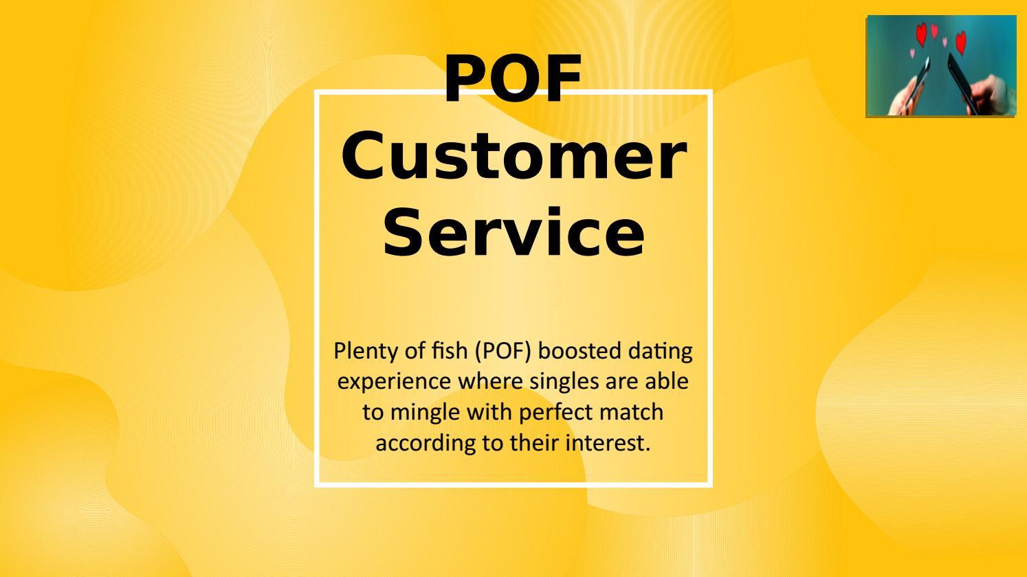 pof dating service