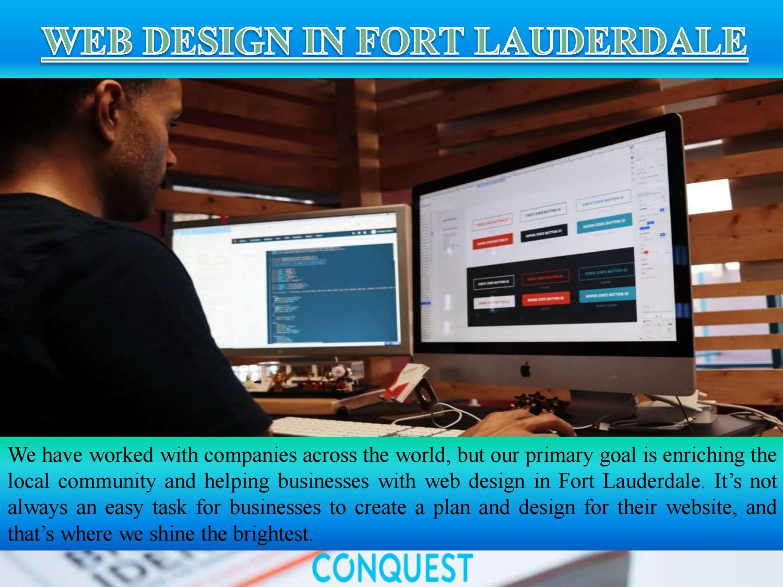 Florida Web Design By Fort Lauderda Issuu
