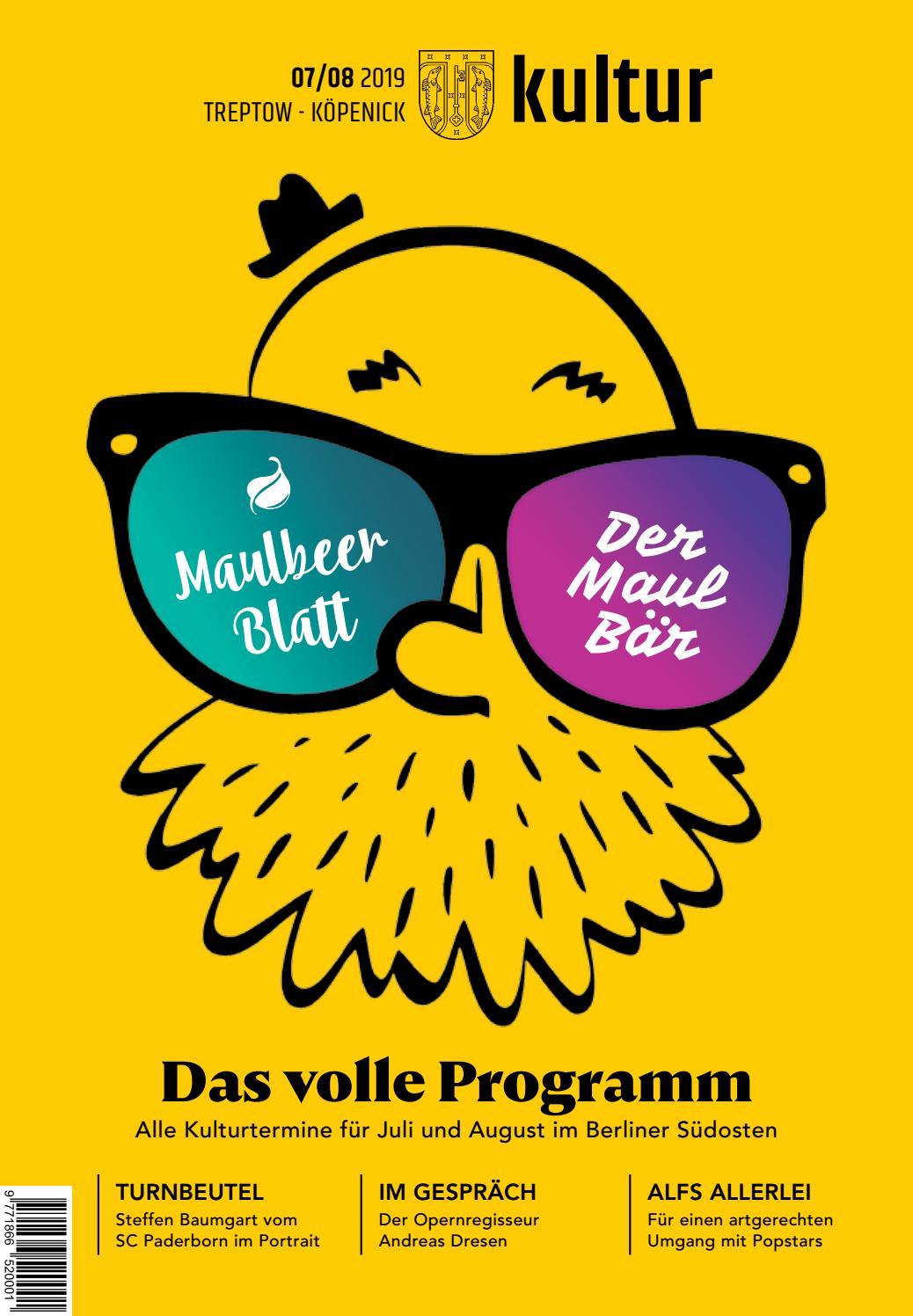 Maulbeerblatt #110 DER MAULBEER Kulturkalender 0708 by
