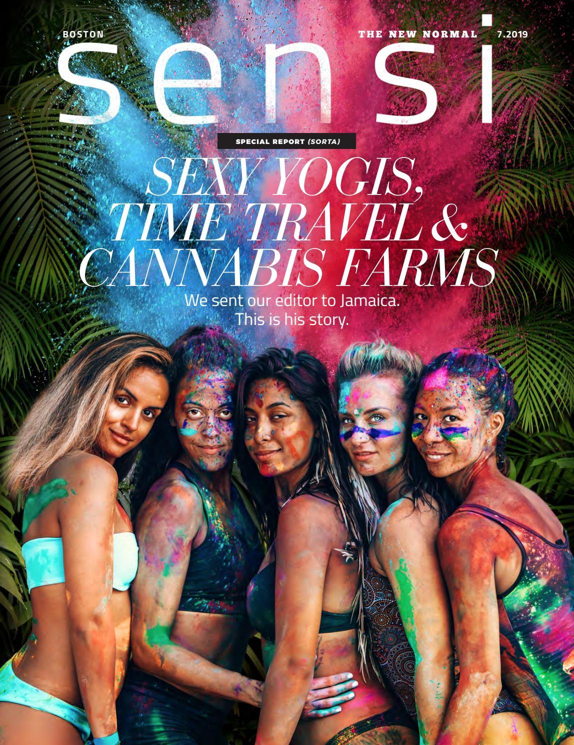 Bikini Royale Trailer sensi magazine - boston (july 2019)sensi media group