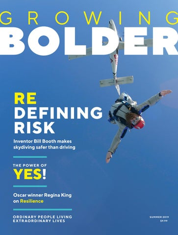 Growing Bolder Magazine: Vol  37 by Growing Bolder - issuu