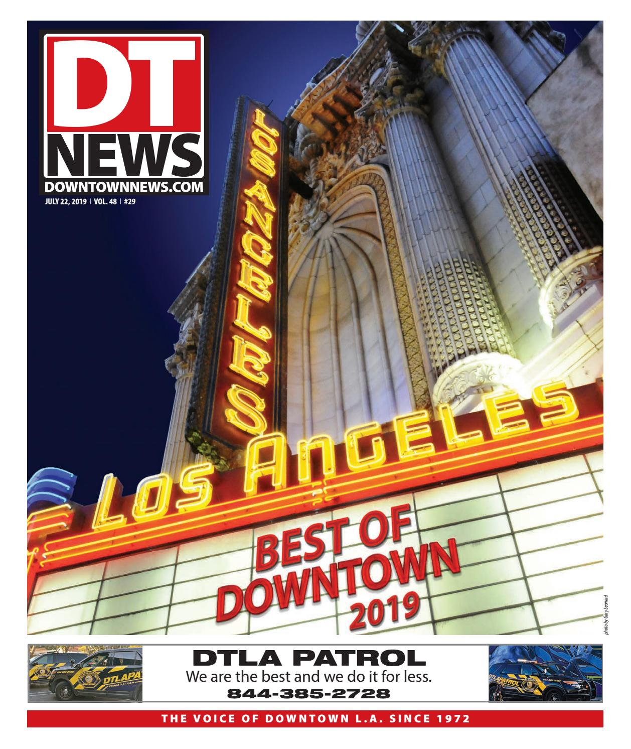 07 22 19 by Los Angeles Downtown News issuu