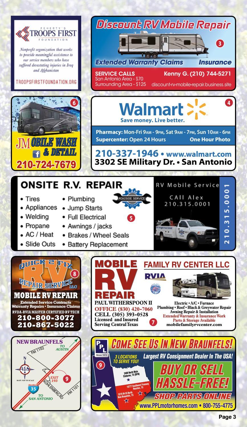 Braunig Lake RV Resort by AGS/Texas Advertising - issuu
