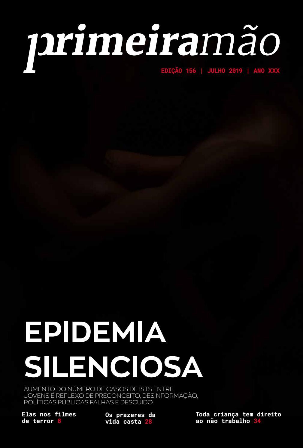 Revista Primeira Mão Ed 156 Julho 2019 By Revista