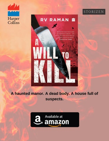 Page 25 of A Will To Kill by R.V. Raman