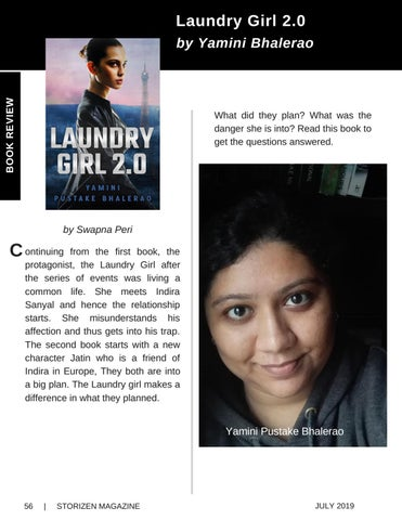 Page 56 of Book Review - Laundry Girl 2.0 by Yamini Bhalerao