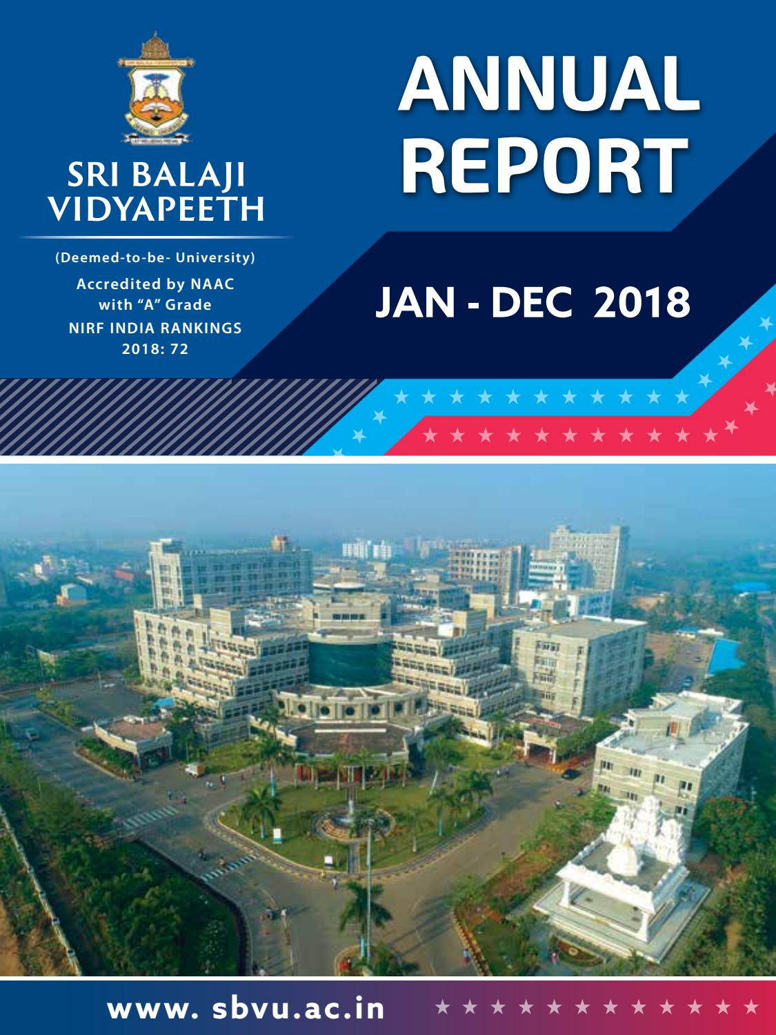 Annual Report 2018 Web By Dept Of Medical Informatics Issuu