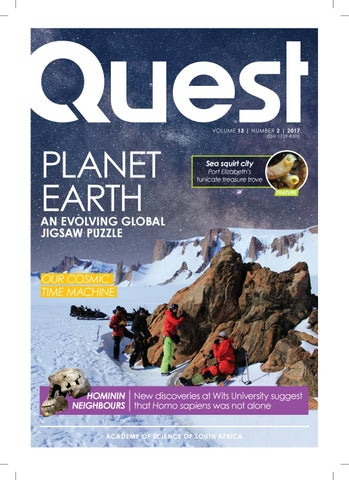 Quest Magazine Vol  13 No  2 by assaf3 - issuu