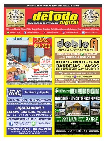 Semanario Detodo Edición N° 3265 21072019 by Semanario