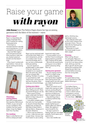 Page 11 of Raise your game with rayon