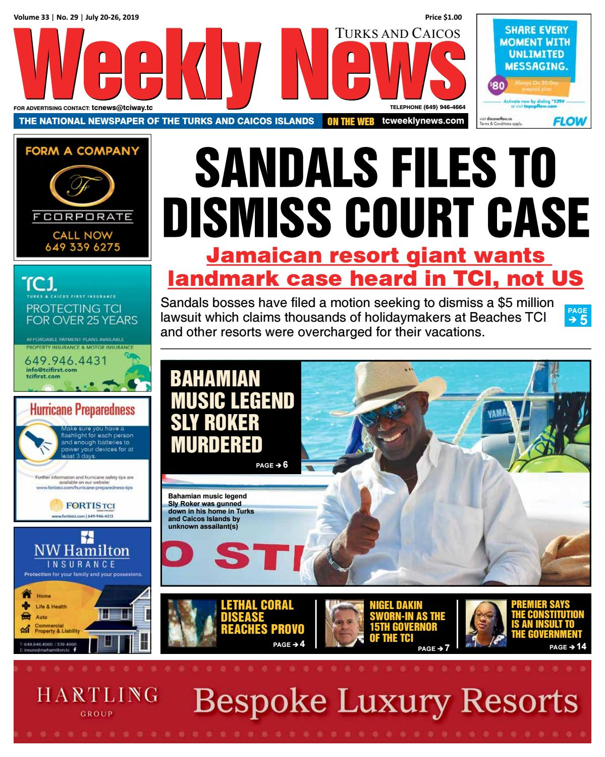 TCWN July 20 - 26, 2019 by TC Weekly News - issuu