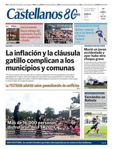 Diario Castellanos 22 07 19 by Diario Castellanos issuu