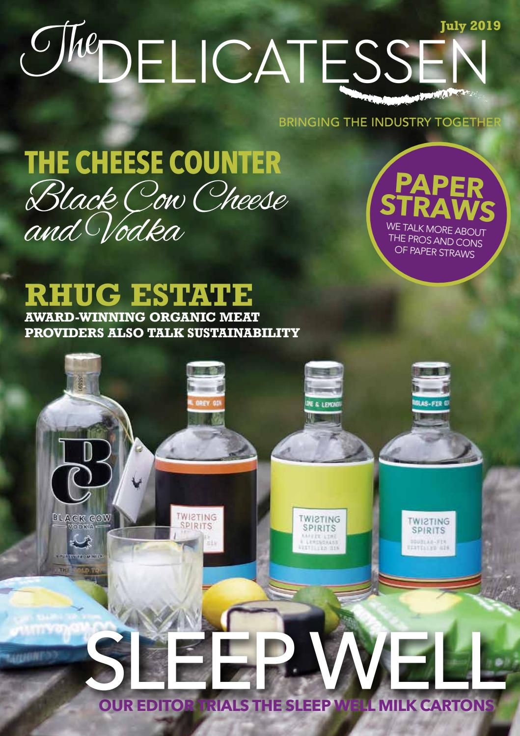 The Delicatessen Magazine July 2019 By Cjm Media Issuu