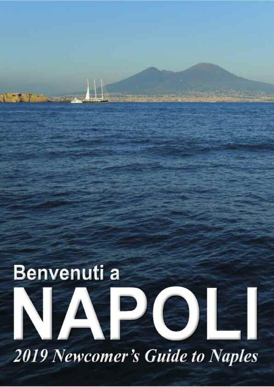 Benvenuti 2019 by NSA Naples - issuu