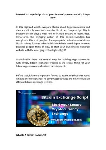 how to secure cryptocurrency exchange