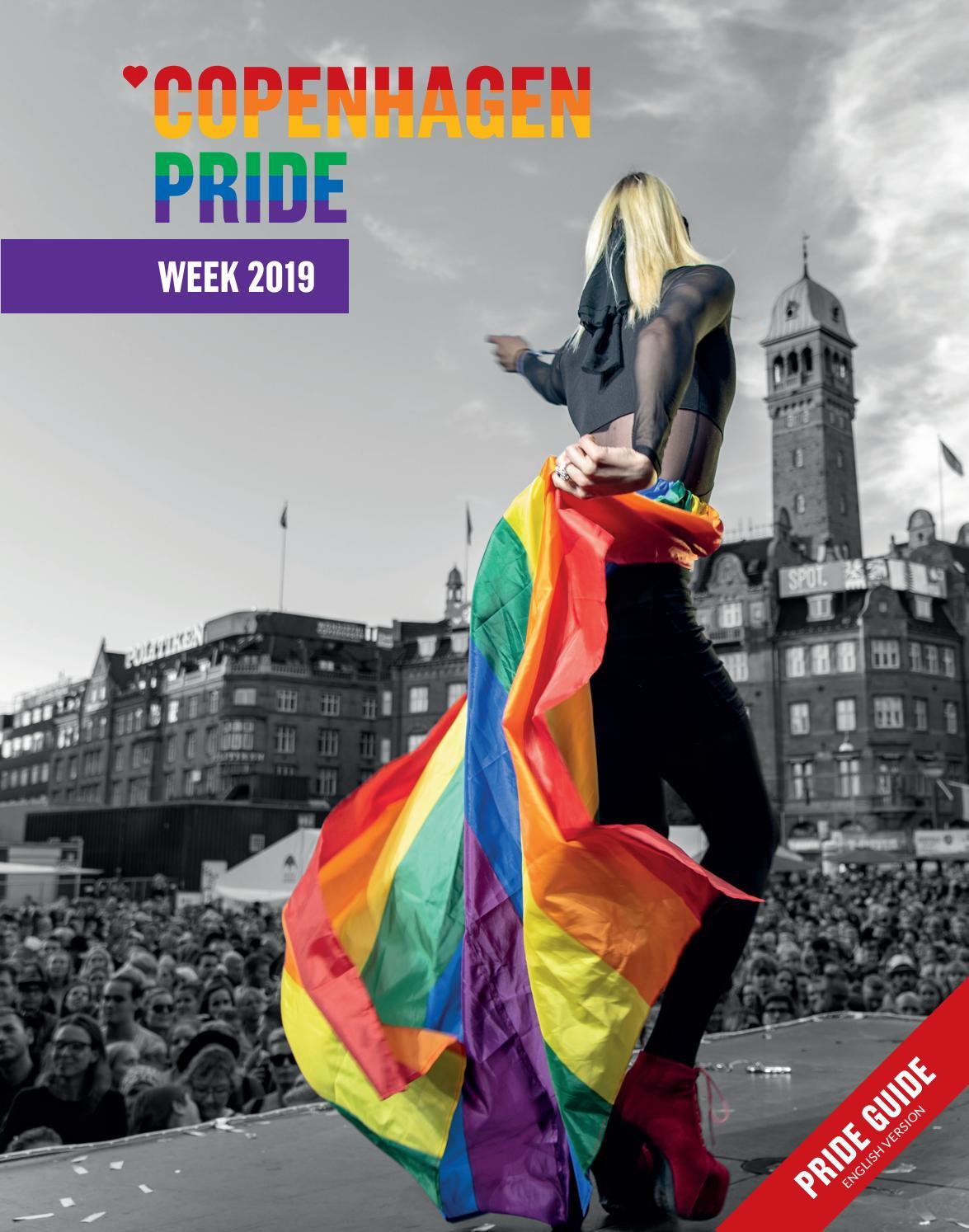 Copenhagen Pride Guide 2019 / English by Copenhagen Pride - issuu