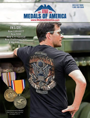 July 2019 Medals of America Catalog by Kirk Stotzer - issuu