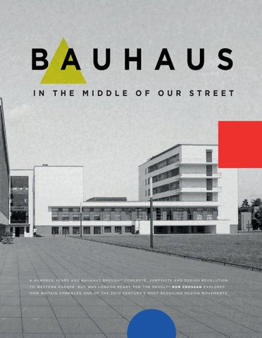 Page 41 of Bauhaus in the Middle of Our Street