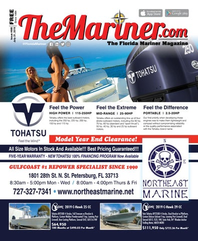 Issue 885 by The Florida Mariner - issuu