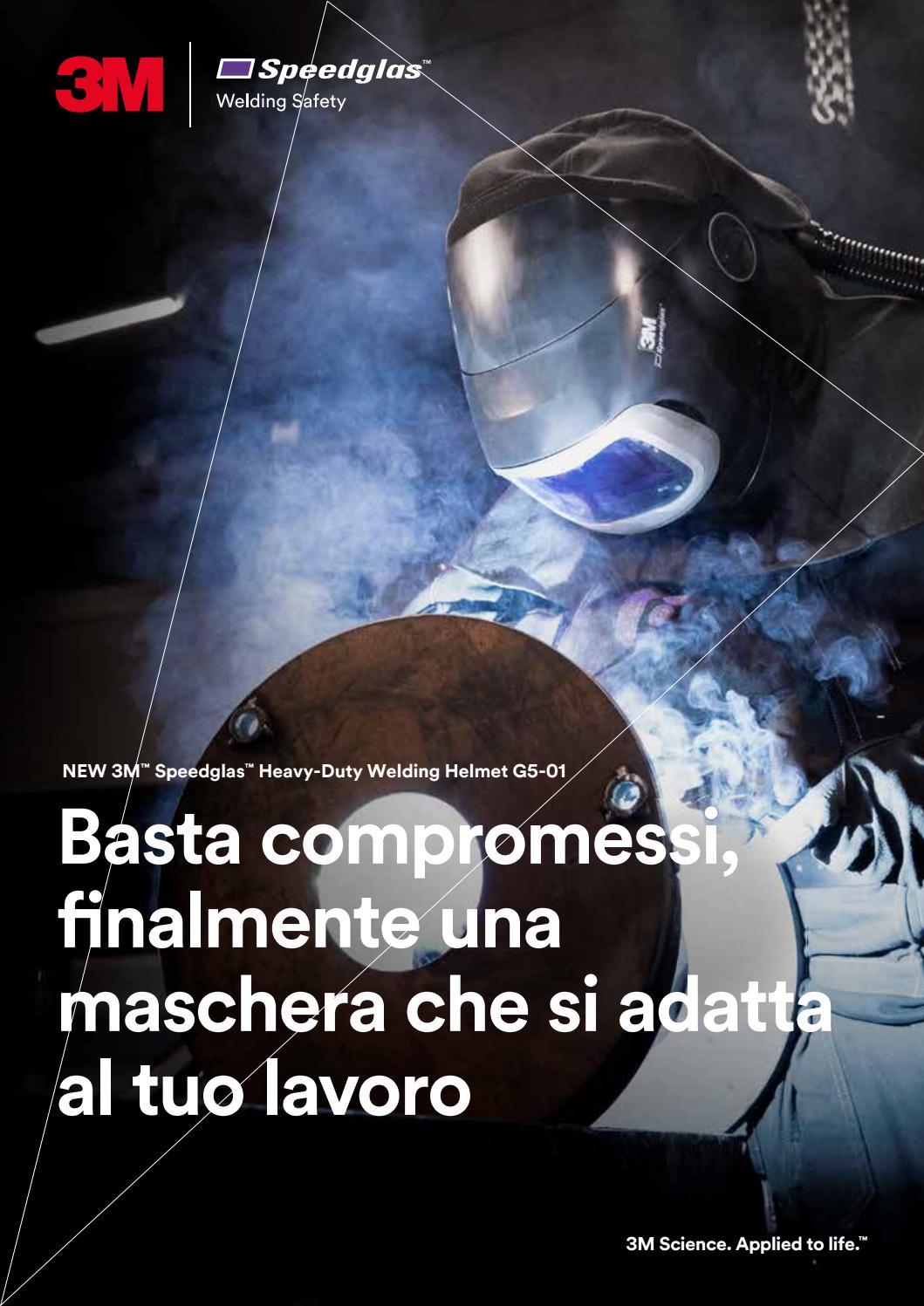 maschera elettroventilata 3m
