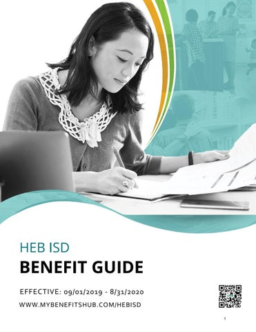 Heb Isd Calendar.2019 Heb Isd Benefit Guide By Fbs Issuu