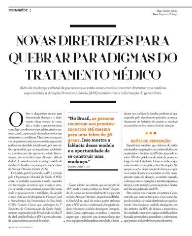 Page 36 of NOVAS DIRETRIZES PARA QUEBRAR PARADIGMAS DO TRATAMENTO MÉDICO