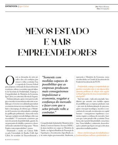 Page 6 of MENOS ESTADO E MAIS EMPREENDEDORES