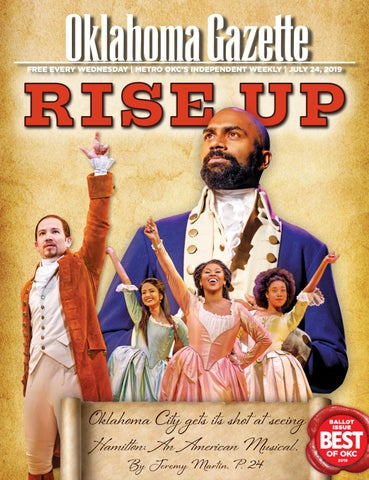 Rise up by Oklahoma Gazette - issuu