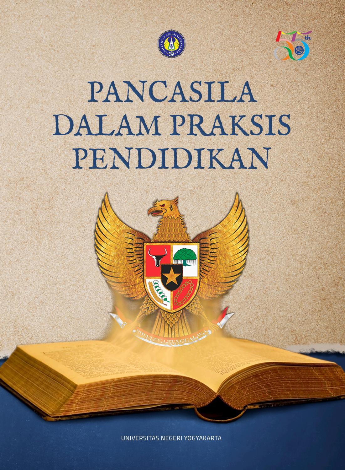 Pancasila Dalam Praksis Pendidikan By Universitas Negeri Yogyakarta Issuu
