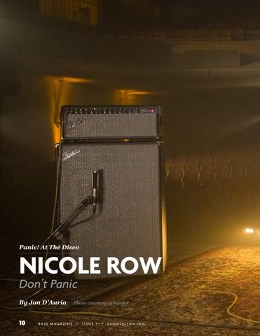 Page 10 of Nicole Row: Don't Panic