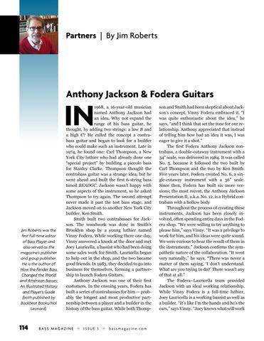 Page 114 of Anthony Jackson & Fodera