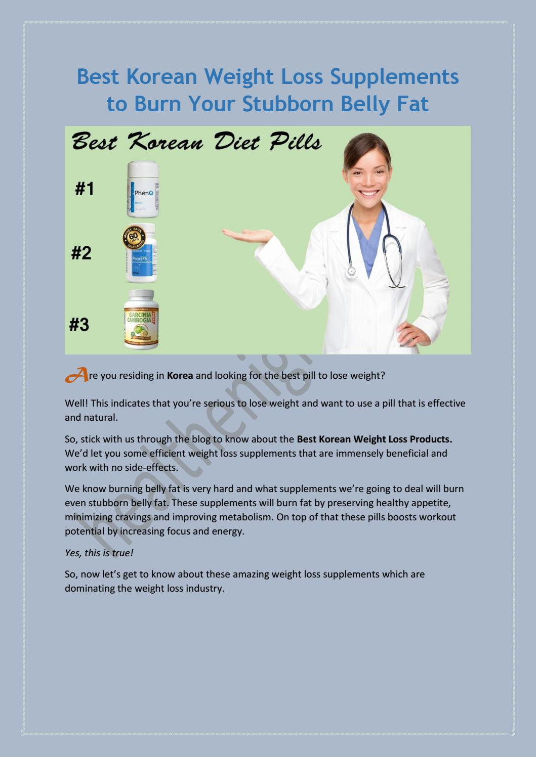 diet pills to help lose belly fat
