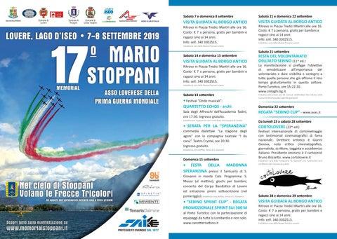 Page 6 of Memorial ''Mario Stoppani''