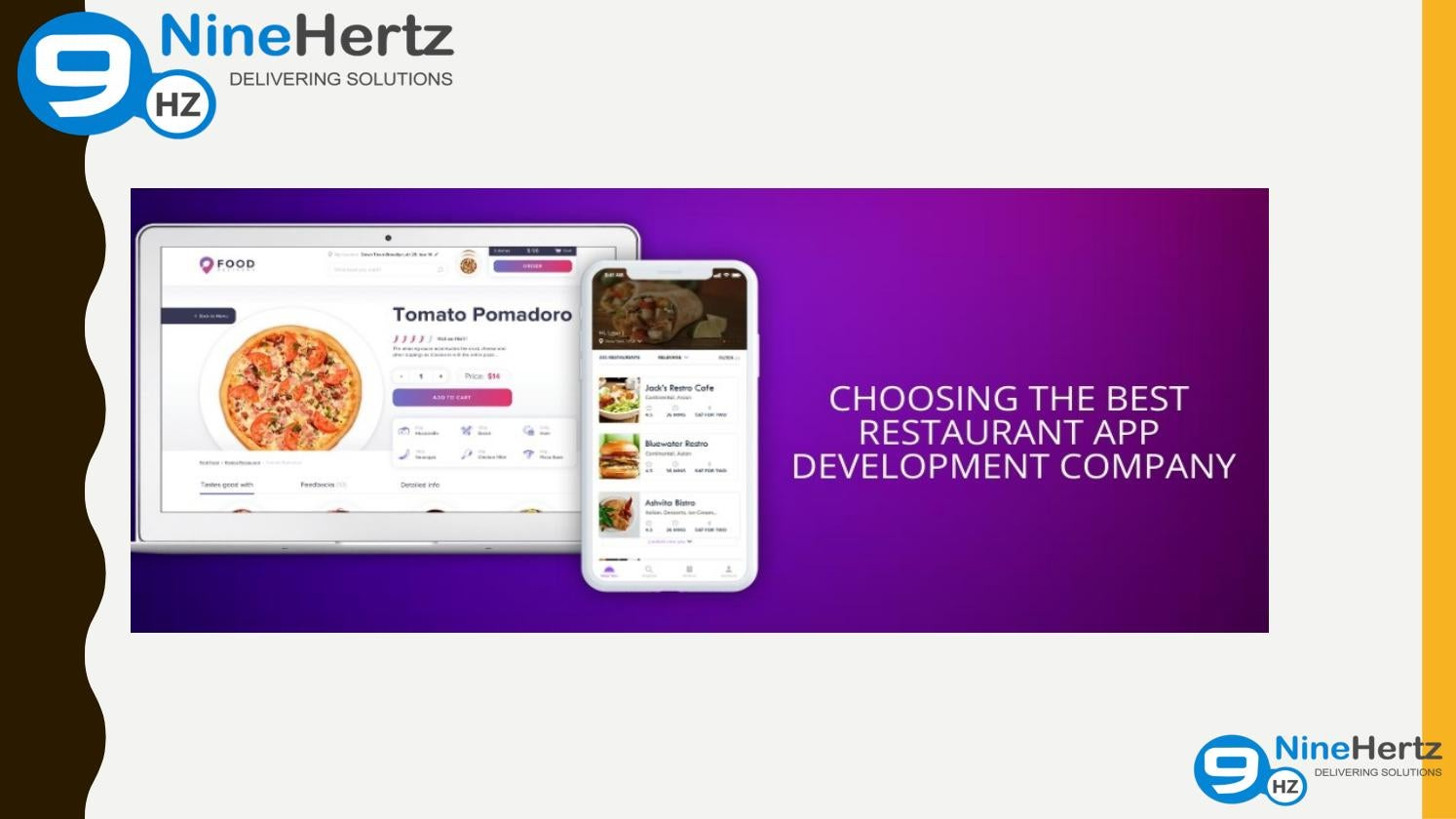 How To Find Best Restaurant Development Company For My