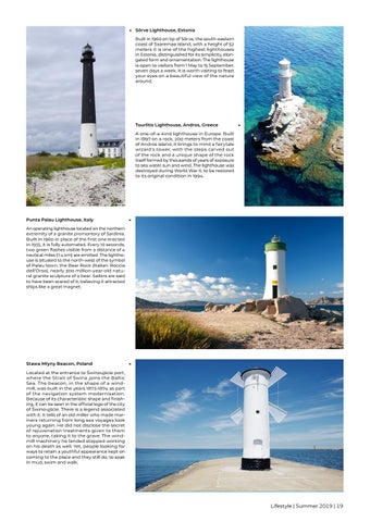 Page 19 of Lighthouses – coastal treasures