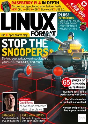 Linux Format 253 (Sampler) by Future PLC - issuu