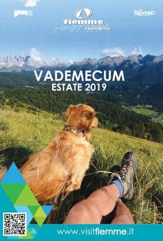 Fiemme Vademecum Estate 2019 By Visitfiemme Issuu