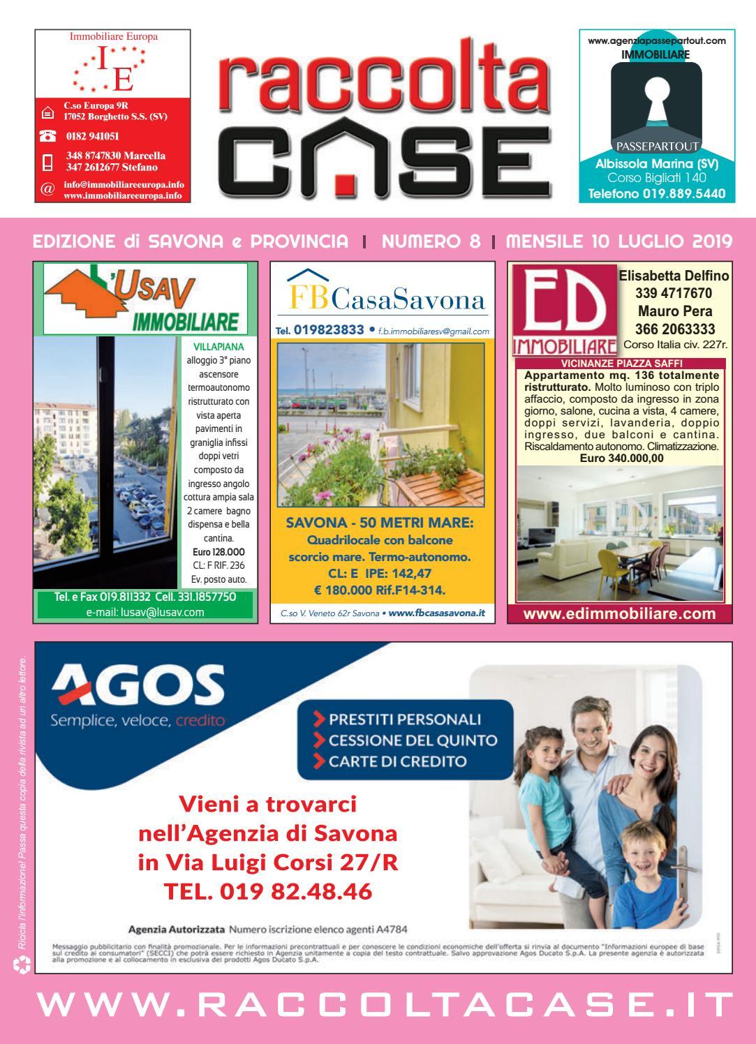 Architetti Savona Elenco raccoltacase savona 8 - 2019 by publidok s.r.l. - issuu